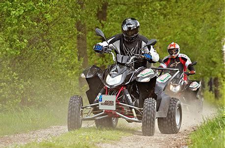 Motorrad Tour Bremen by Quad Tour Bremen Jochen Schweizer