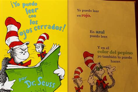 yo puedo leer con 1933032243 161 yo puedo leer con los ojos cerrados por dr seuss libro leido en youtube youtube