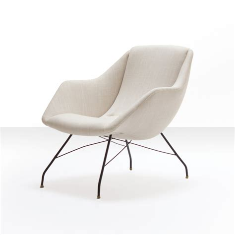 Shell Armchair by Carlo Hauner Shell Armchair Brazil Ca 1955 64269