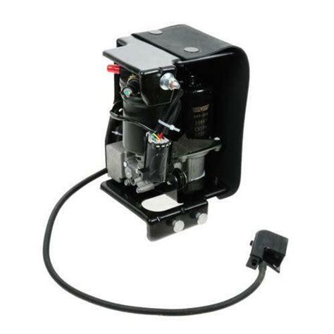 air ride suspension compressor ebay