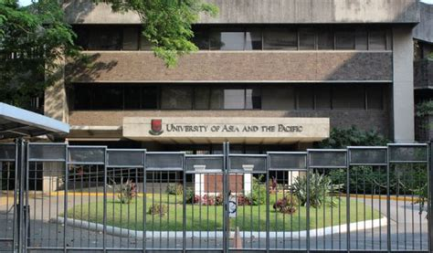 Asia Pacific Institute Of Management Fee Structure For Mba by Most Expensive Universities In Manila 2018 Top 10 List