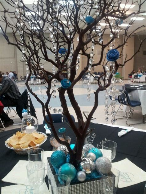 1000 images about xv sweet 16 centerpiece on