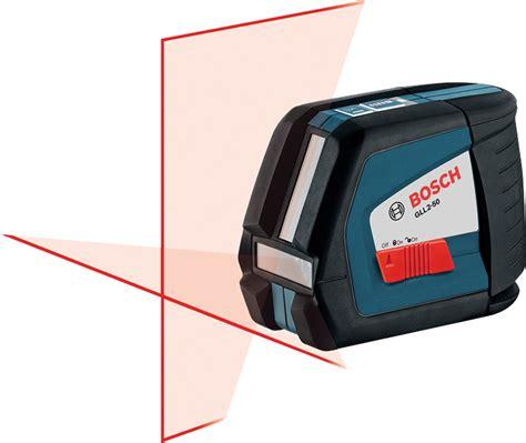 Bosch Laser Level Line Laser Gll 5 40 E gll 2 50 self leveling cross line laser level bosch power tools