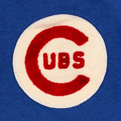 chicago cubs colors chicago cubs team colors the playmaker hoodie by mitchell