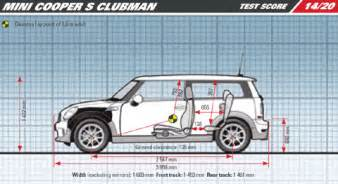 mini clubman dimensions images