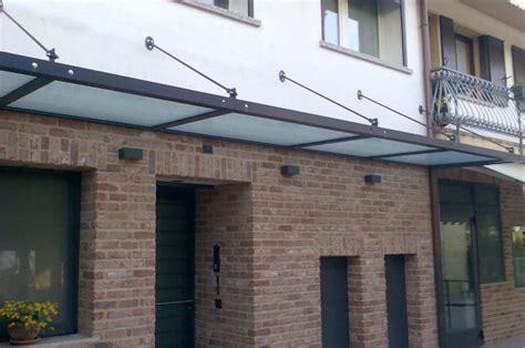 tettoie in metallo tettoie e pensiline in metallo a treviso cadorin