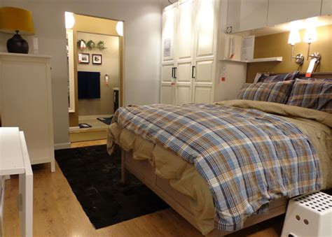 ikea model bedrooms photos see inside ikea brooklyn s tiny 391 sq ft model