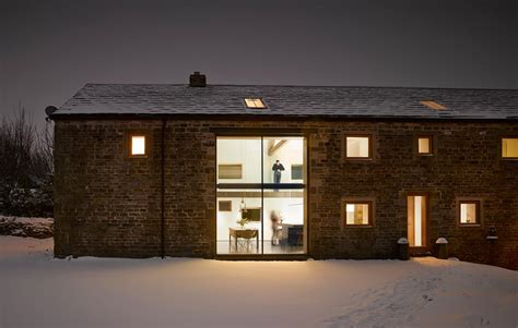 modern barn house historic barn reinvented into modern home with exposed