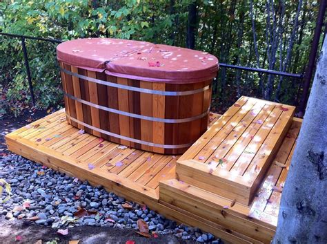 japanese wooden bathtub wooden bathtubs nifty homestead