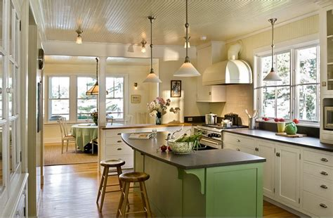 interior kitchen combined with living combined kitchen and living room interior design ideas