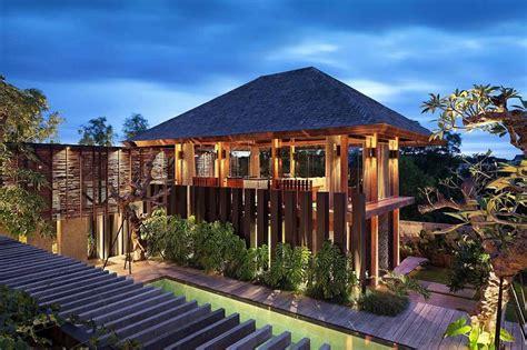 Scandinavian Dining Room exotic luxury villa pecatu bali by wahana cipta selaras