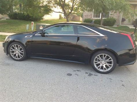 2011 cadillac cts coupe premium for sale buy used 2011 cadillac cts coupe premium package in