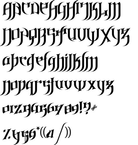 different letter fonts the graffiti design 1186