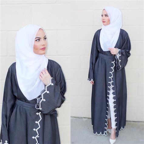Baju Muslim Zaharaa 2 Pieces omaya zein abaya closet
