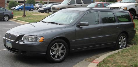 volvo history volvo v70 history photos on better parts ltd