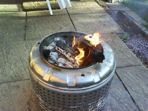 diy pit dryer drum got one dryer drum pit it rocks repurposed items
