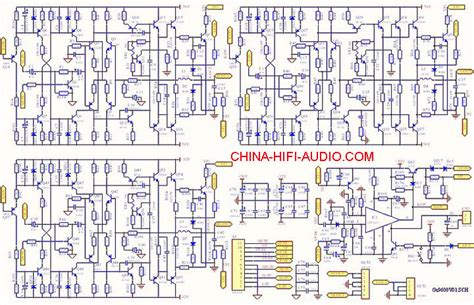 Power Lifier China high end lifier schematics get free image about