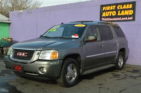 manual cars for sale 2005 gmc envoy xuv navigation system carsforsale com search results
