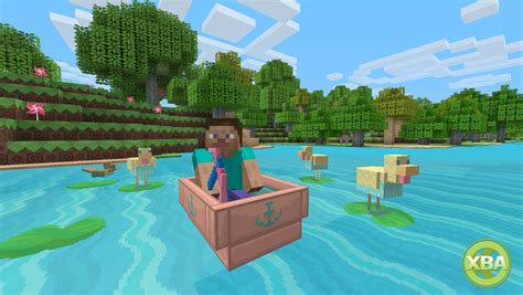 minecraft pattern texture pack review minecraft s latest console update adds new blocks mobs