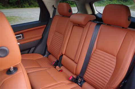 Review 2015 Land Rover Discovery Sport Canadian Auto Review