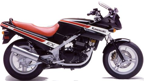 Kawasaki Ex500 Gpz500s 1987 1993 Workshop Repair Amp Service