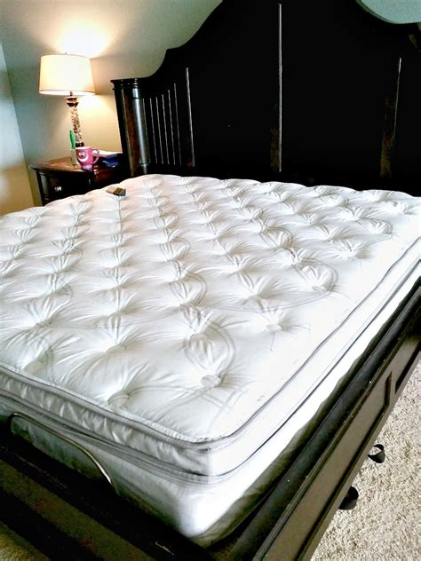 sleep number king size bed sleep number i8 bed review is sleep number right for you