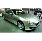 2014 Maserati Quattroporte Ermenegildo Zegna Edition