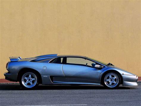 Lamborghini Diablo Sv Specs 1998 Lamborghini Diablo Sv Pictures Specifications And