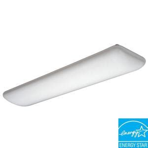 lithonia lighting litepuff 2 light white fluorescent