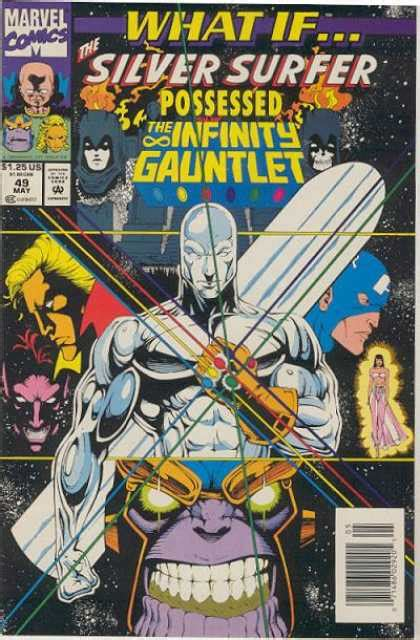 The Infinity Gaunlet The Infinity Gauntlet Review The Wolfman Cometh