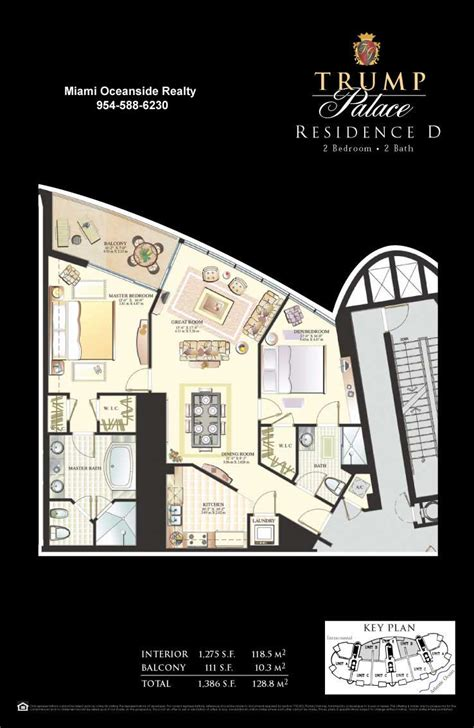 trump palace floor plans trump palace sunny isles beach condos for sale for rent