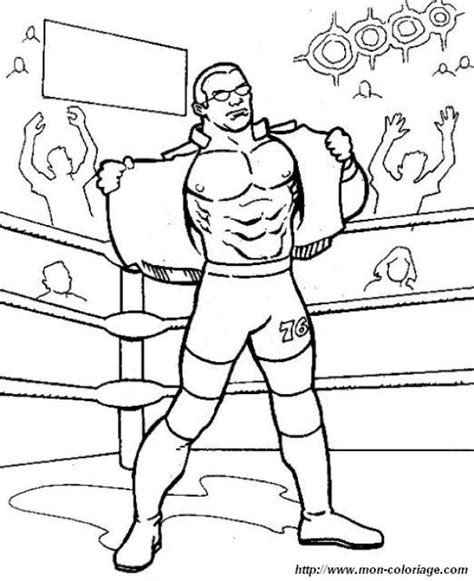 coloring page wwe free coloring page of wwe wrestling online printable