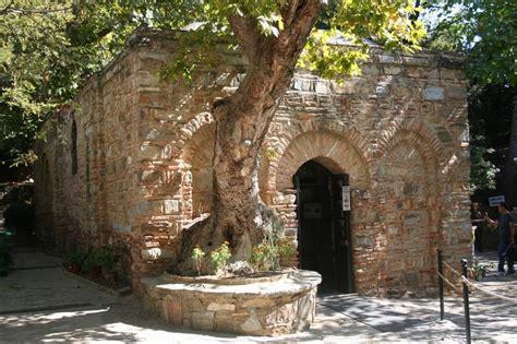 house of virgin mary ephesus turkey 3 days ephesus pamukkale priene miletus and didyma tour