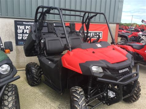 honda utility vehicle honda pioneer sxs 700 m2 utility vehicle for sale pgf