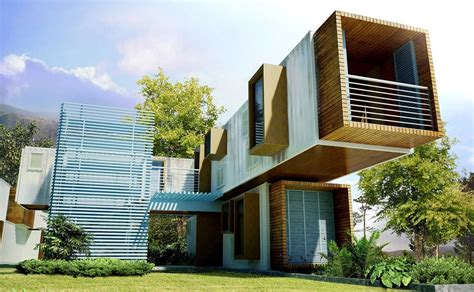 house construction ideas casa container