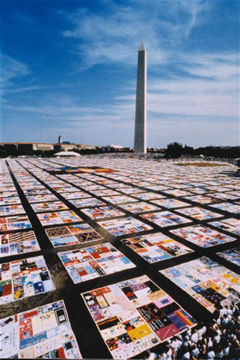 Names Project Aids Memorial Quilt by Unfolding The Aids Memorial Quilt At The Folklife Festival