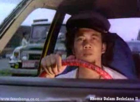 film rhoma irama berkelana 2 rhoma irama ksatria layar lebar indonesia rhoma irama