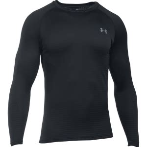 Armour Base Runner Original sleeve performance top reviews trailspace