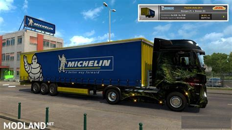 Supplier Real Messa Tunik By Dans real european companies v 2 25 mod for ets 2