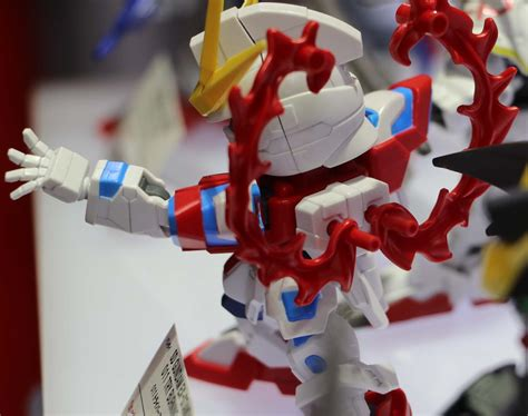 Sd Gundam Ex Standard Try Burning Gundam Sd sd gundam ex standard 011 try burning gundam many hi res