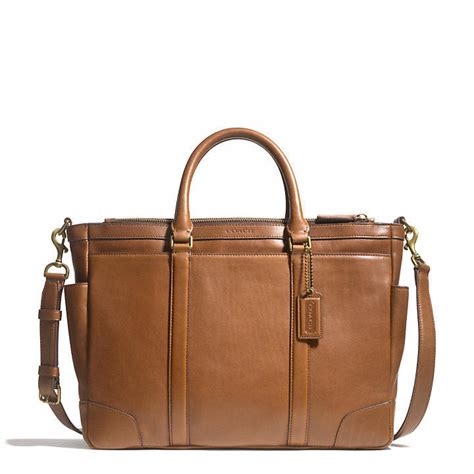 Would You Wear This Coach Bleecker Patchwork Handbag by Coach Bleecker Metropolitan Bag In Leather Where To Buy