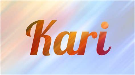 imagenes de cumpleaños kary significado de kari nombre n 243 rdico para tu bebe ni 241 o o