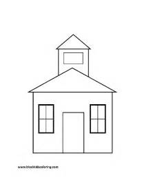 school house color page school house coloring free coloring pages on