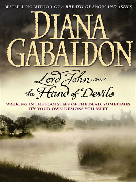 lord and the of devils lord grey lord and the of devils by diana gabaldon