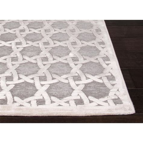 Jaipur Area Rugs Jaipur Fables Trella Ivory Gray Fb47 Area Rug Free Shipping
