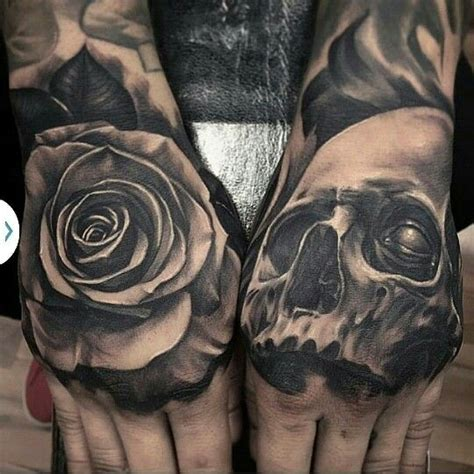 black and grey tattoos pinterest black and grey rose and skull tattoo tattoo s