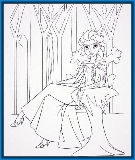 imagenes para pintar de frozen dibujos para pintar de frozen archivos imagenes de dibujos