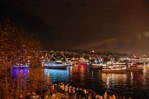 seattle lights 2014 ships are here parkways