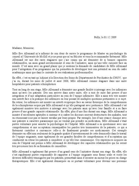 Lettre De Recommandation En Allemand lettre de recommandation en allemand contrat de travail 2018