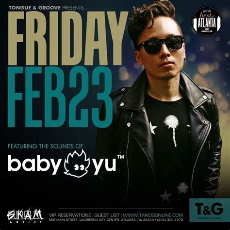 The Weekend Readthe Weekend Readtodays Frid 3 by Atlanta S Sexiest Friday Ft Dj Baby Yu